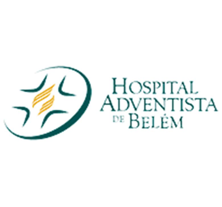 Logomarca do Hospital Adventista Pará
