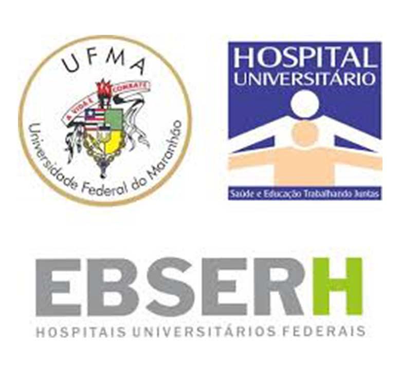 Logomarca do Hospital HUUFMA - MARANHÃO